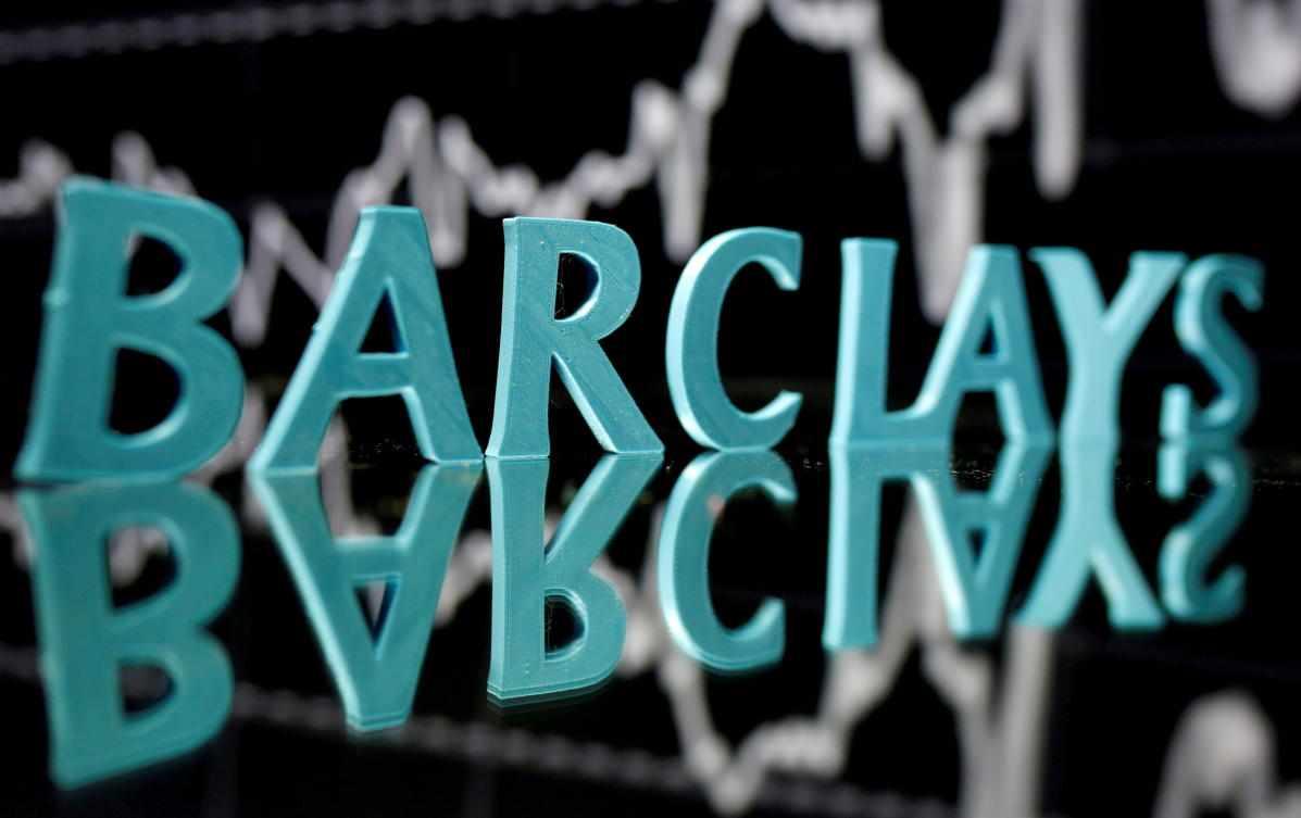 barclays oil view grind raises