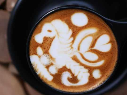 barista mystery emirati caf pandemic