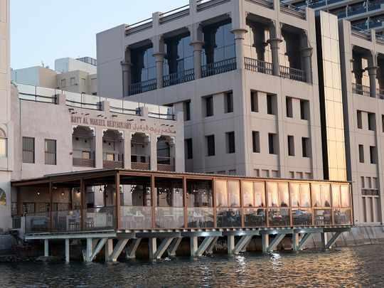 bayt wakeel heritage restaurant restored