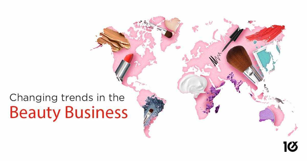 beauty business coloured make cosmetics