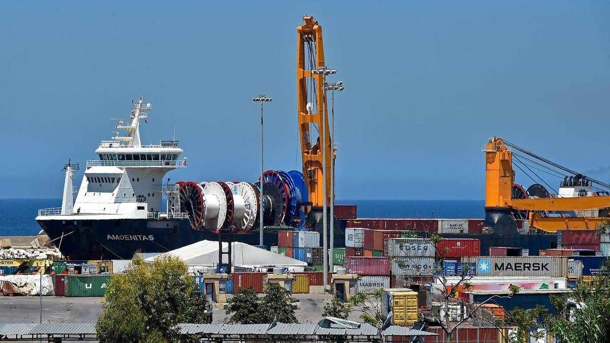 beirut ship dangerous chemicals combi