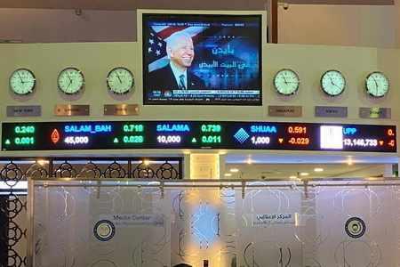 biden dollar eases prices outlook