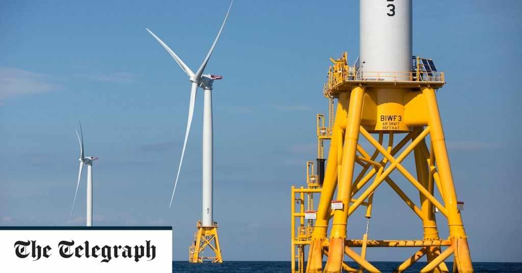 biden, energy, interior, wind, offshore,