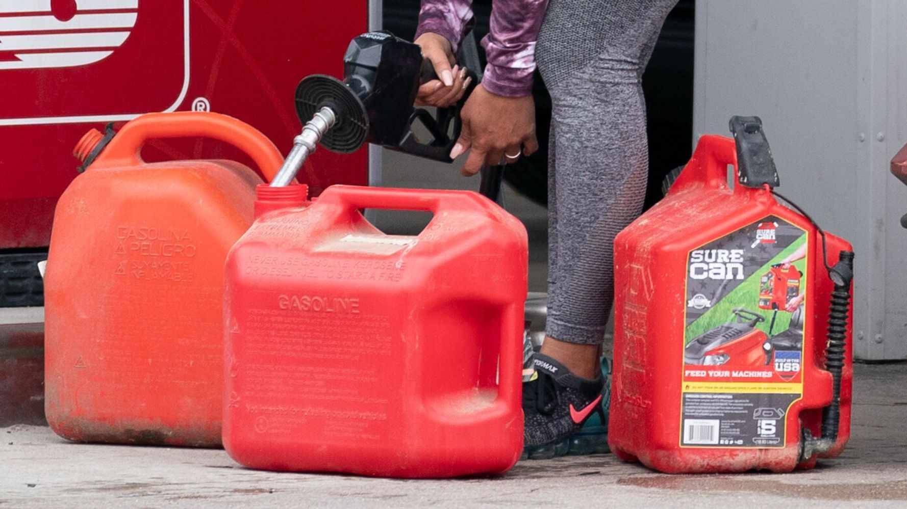 biden gas panic americans buying