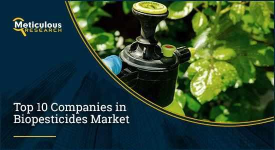 biopesticides, market, crop, forecast,
