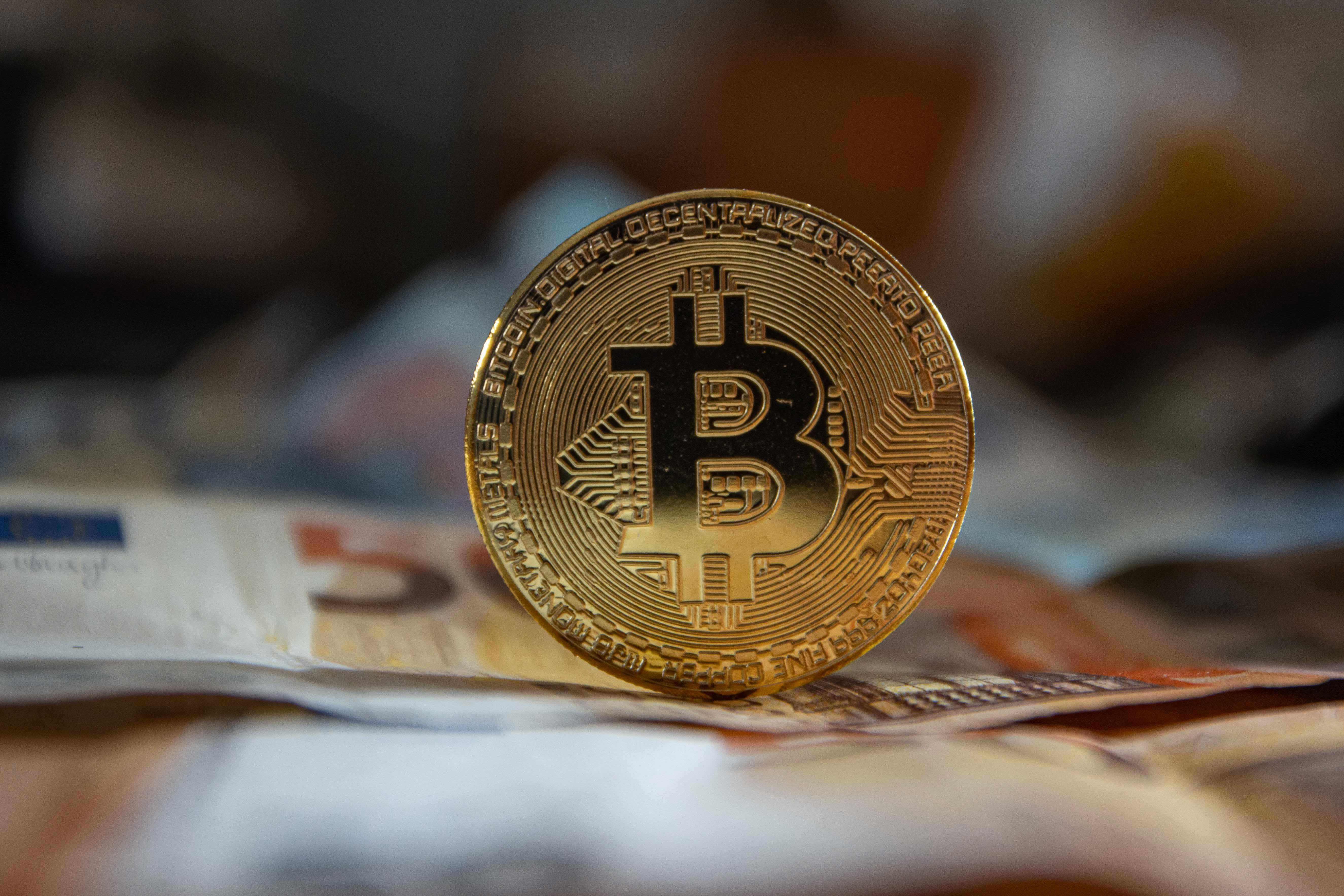 bitcoin cryptocurrency roller coaster ride