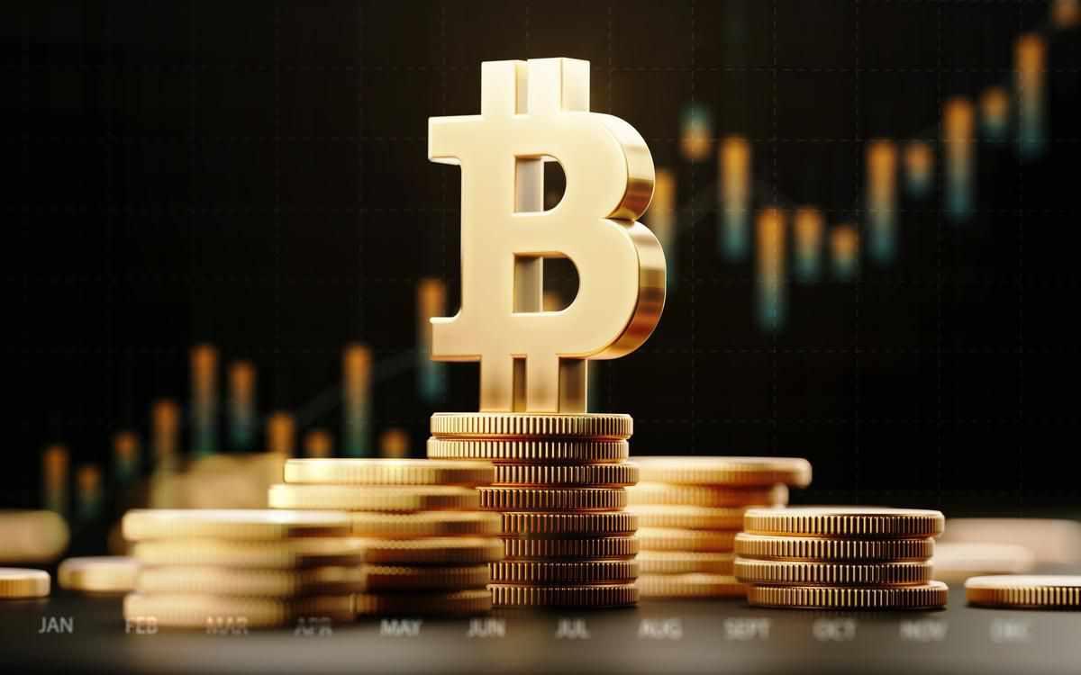 bitcoin data level pullback
