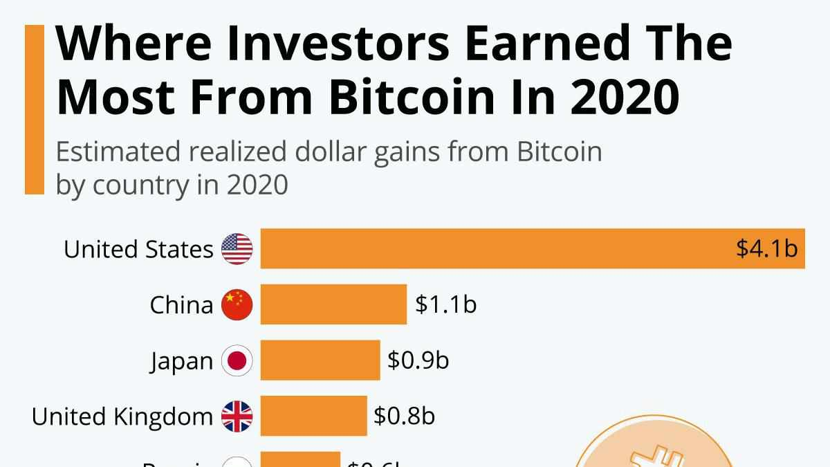 bitcoin investors infographic cryptocurrency states