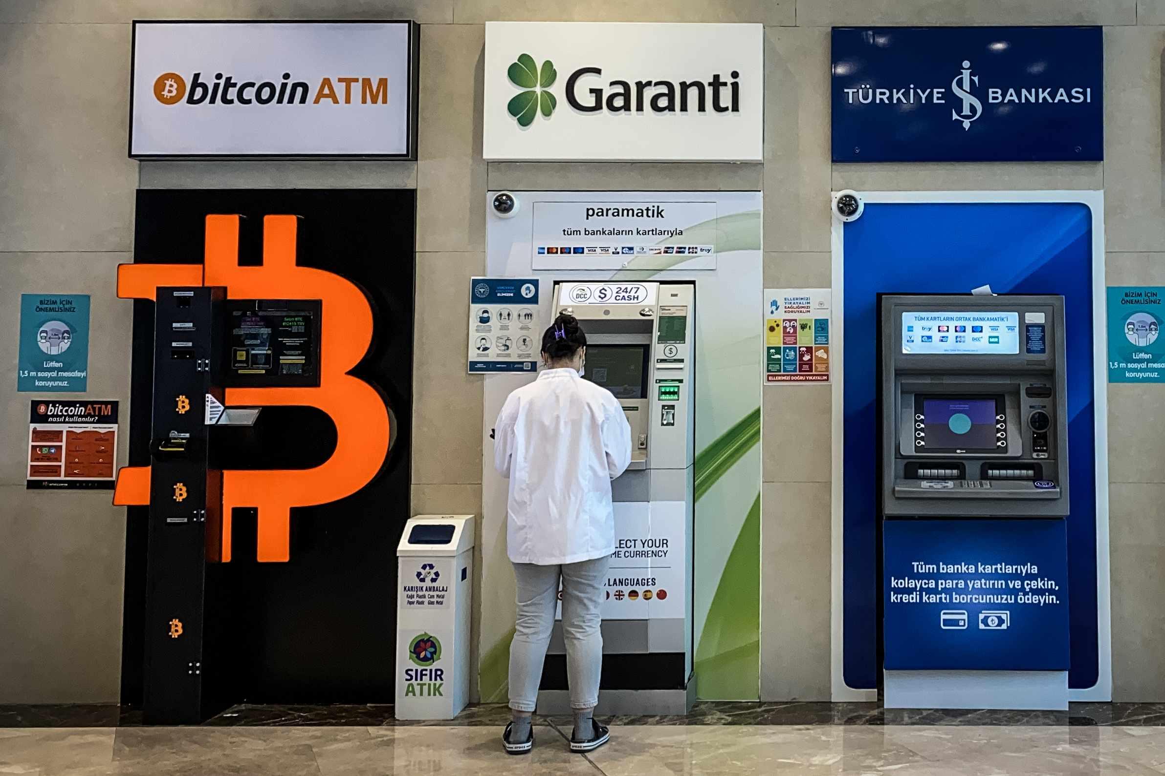 bitcoin mainstream regulation market enters