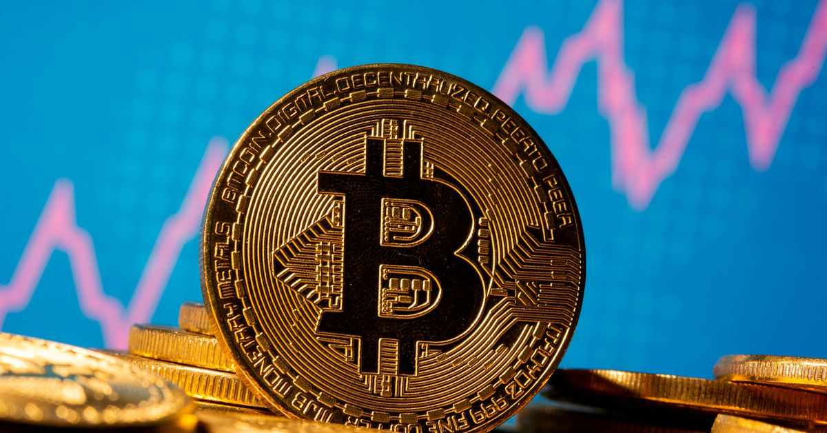 bitcoin reuters rose tom dropped
