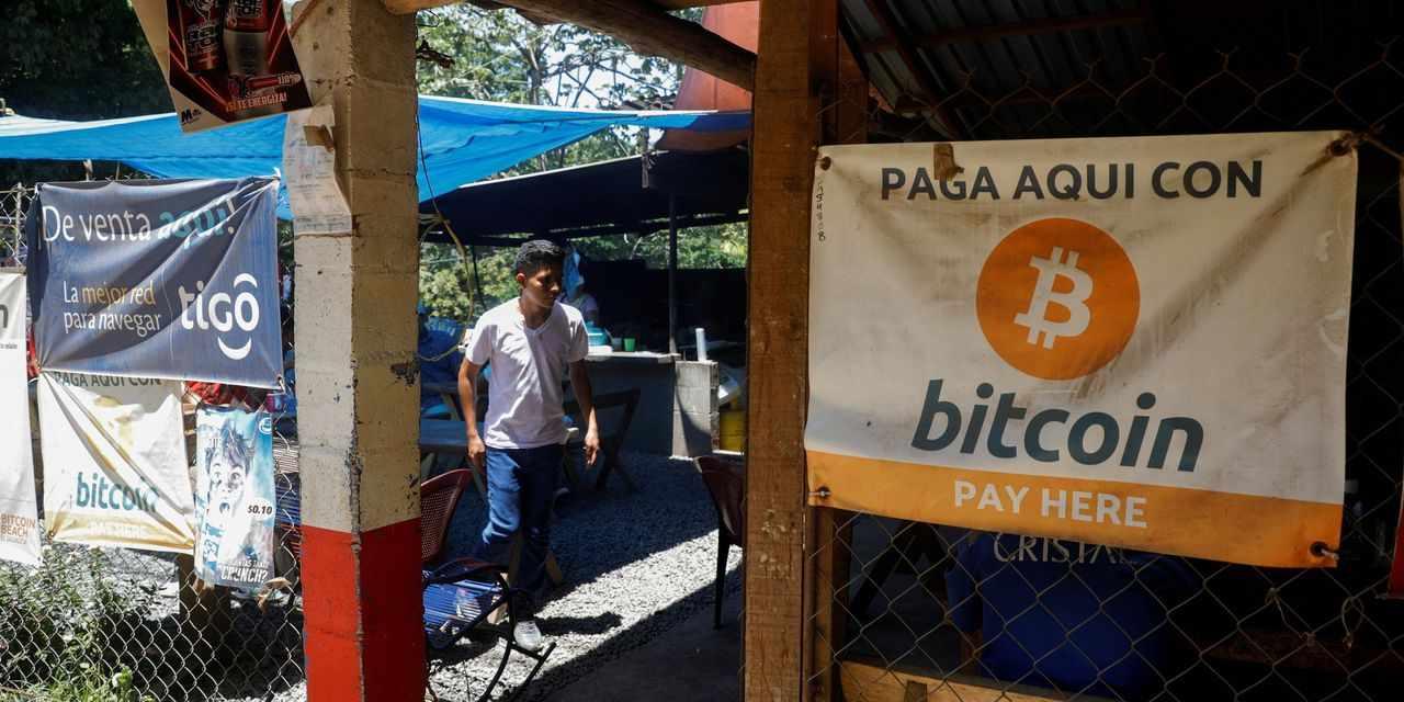 bitcoin salvador country legal tender