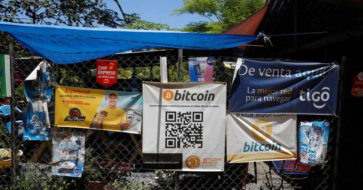 bitcoin salvador legal law tender