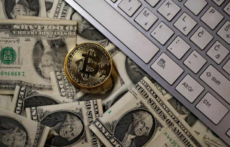 bitcoin speakers female impact miami