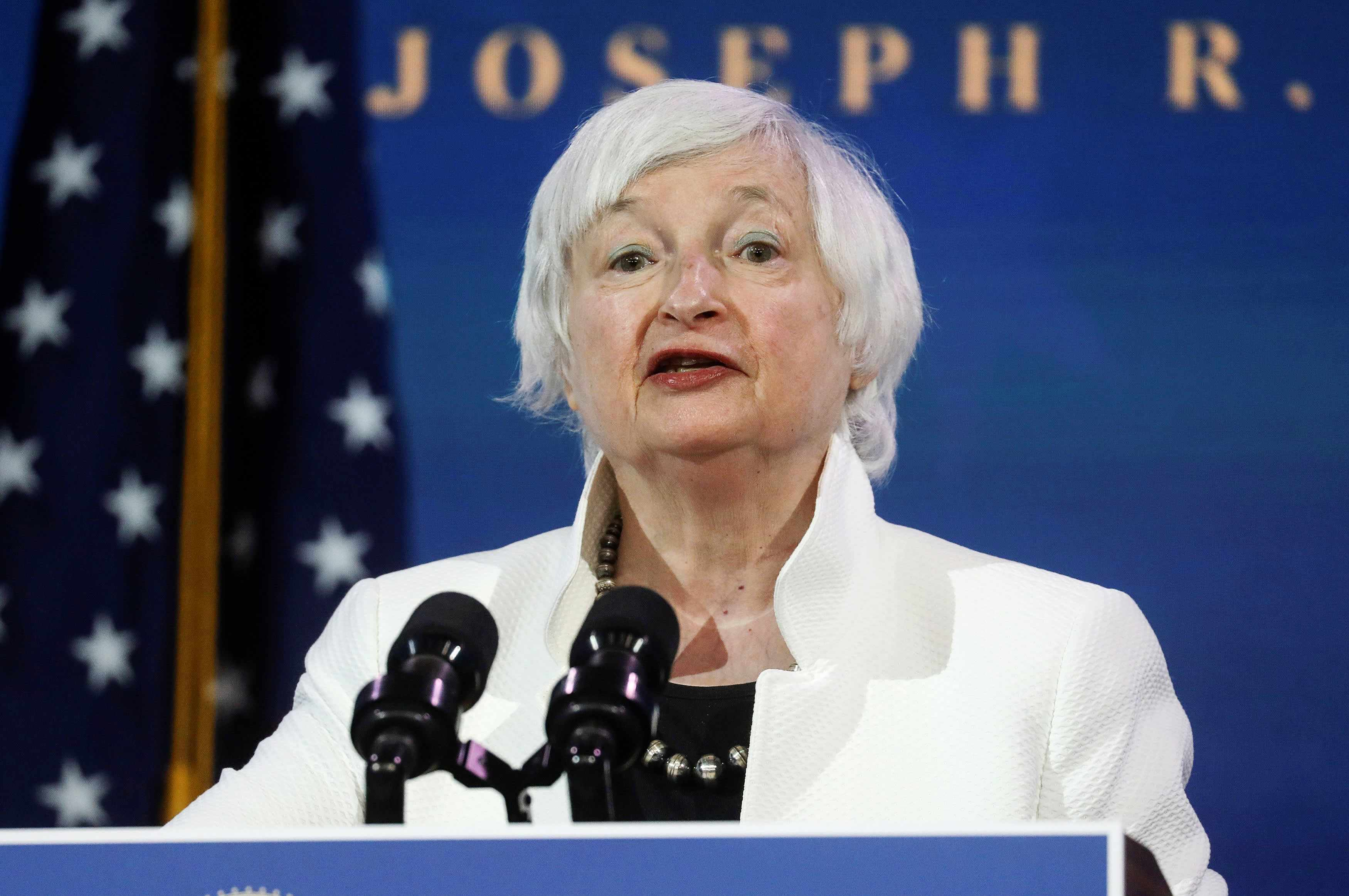 bitcoin yellen extremely inefficient used
