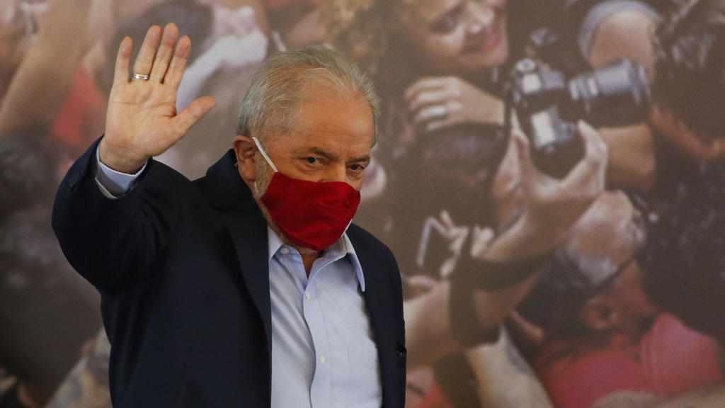 brazil bolsonaro comeback speech lula