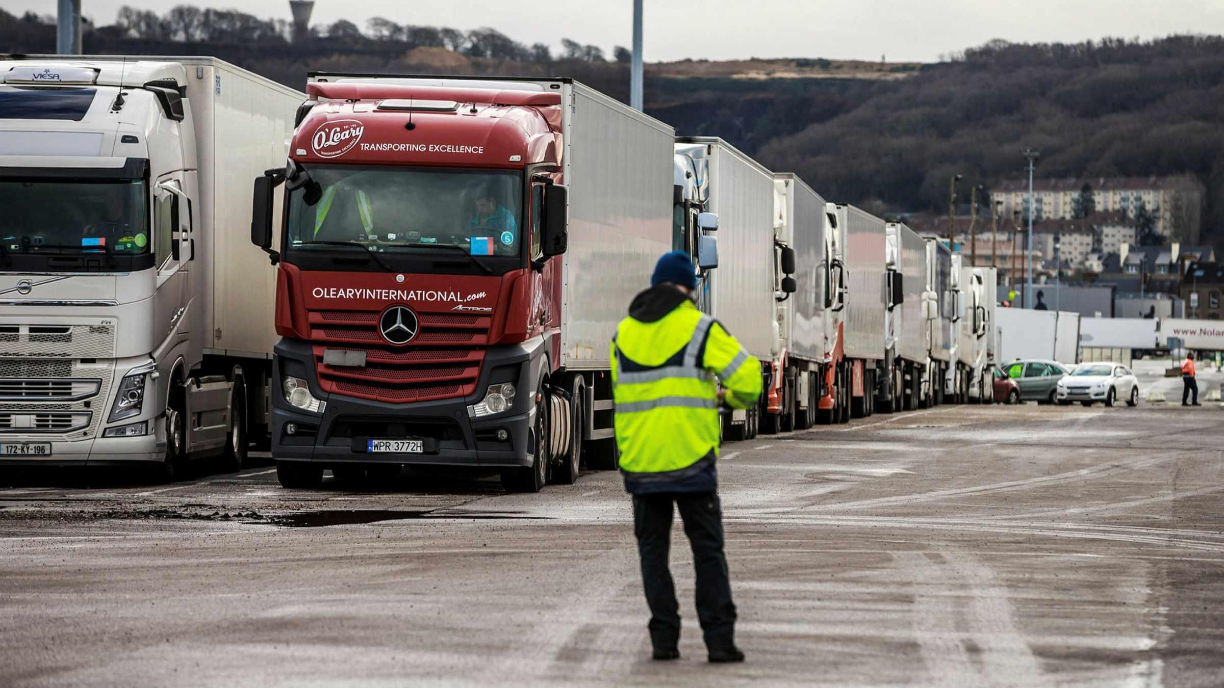 brexit trade disruption fuels boom