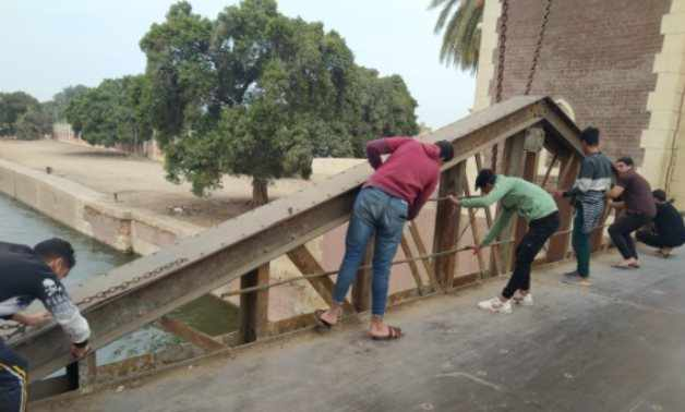 bridge restoration works ali tourism