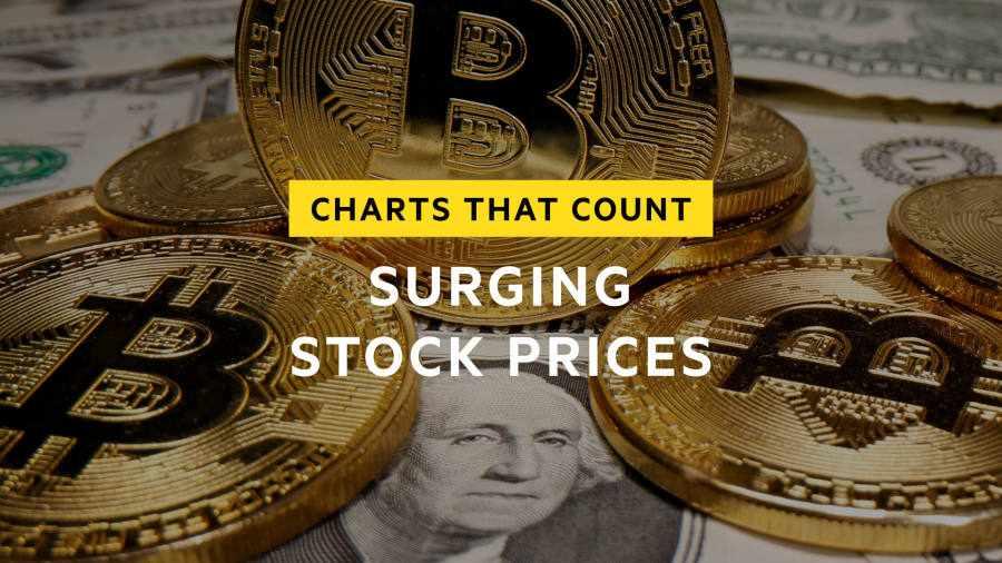bubble market stock charts valuations