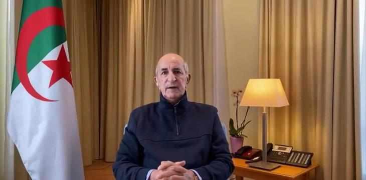 budget deficit algerian president gaping