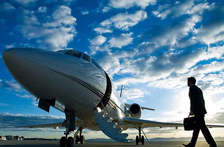 business aviation covid