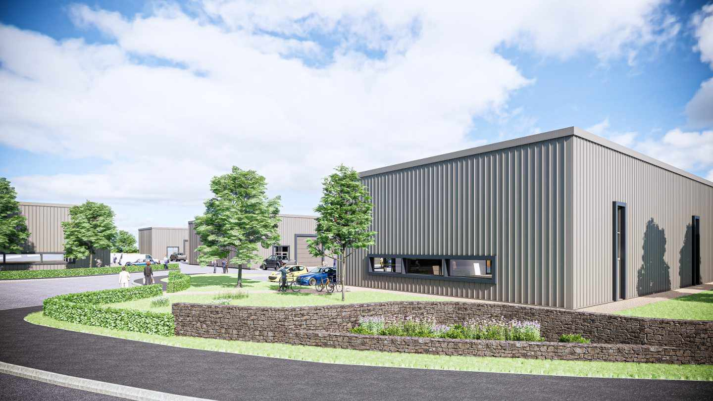 business park investor unveils altens
