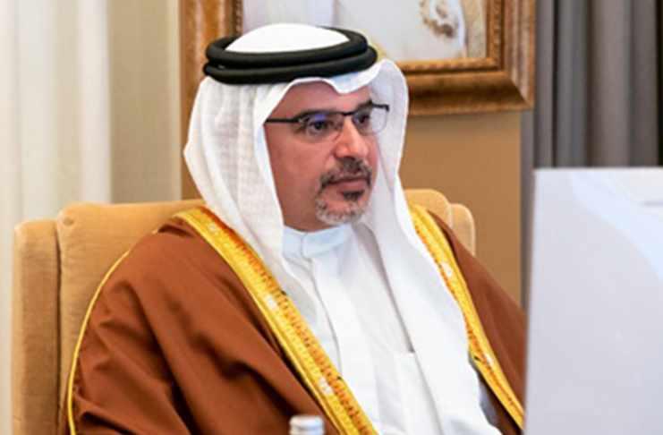 cabinet prince bin hamad khalifa