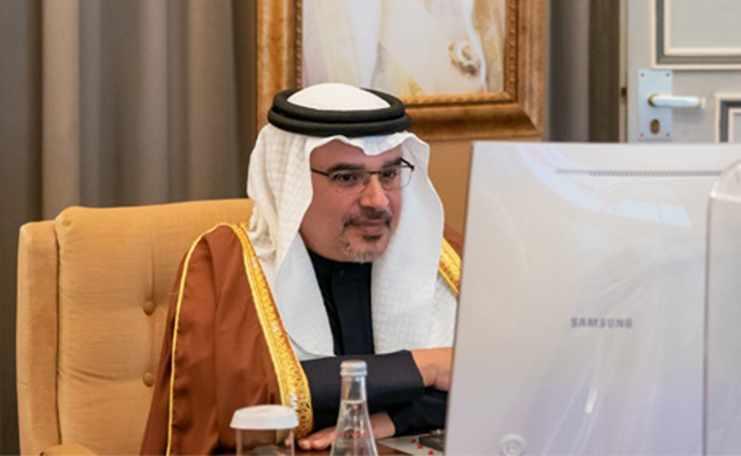 cabinet prince bin salman crown