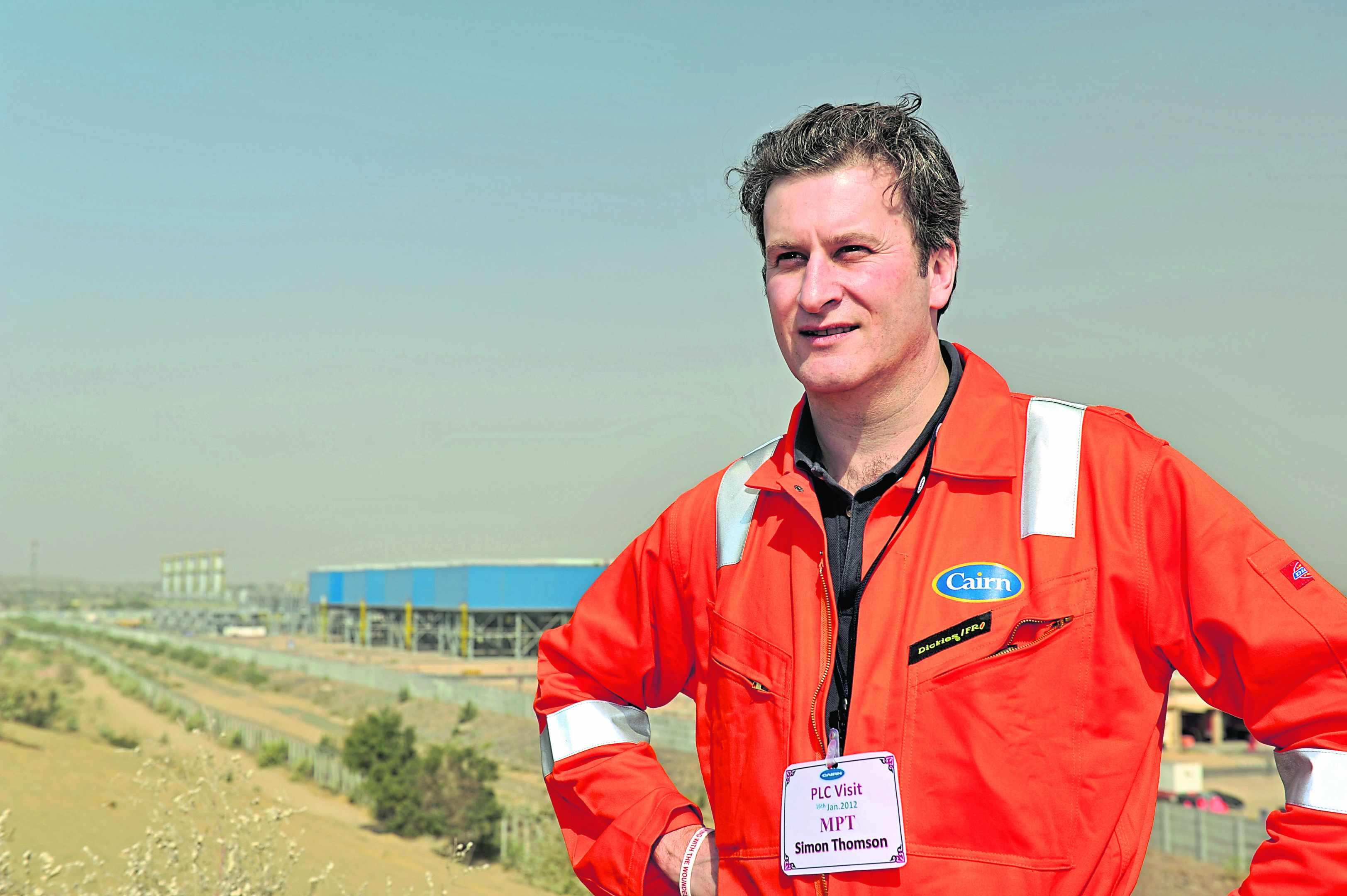 cairn pay revolt energy shareholder