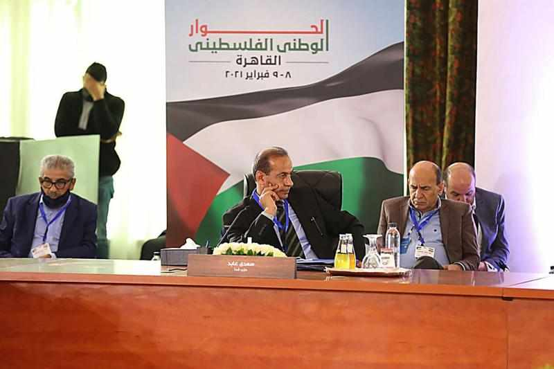 cairo egypt palestinian officials leaders