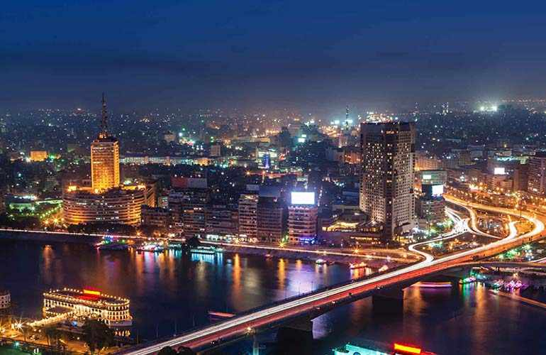 cairo magazine destinations appears