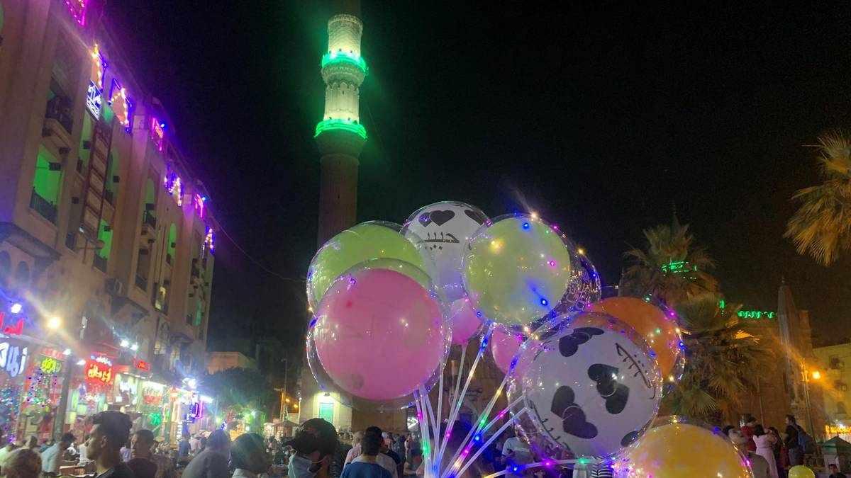 cairo thousands covid risk ramadan