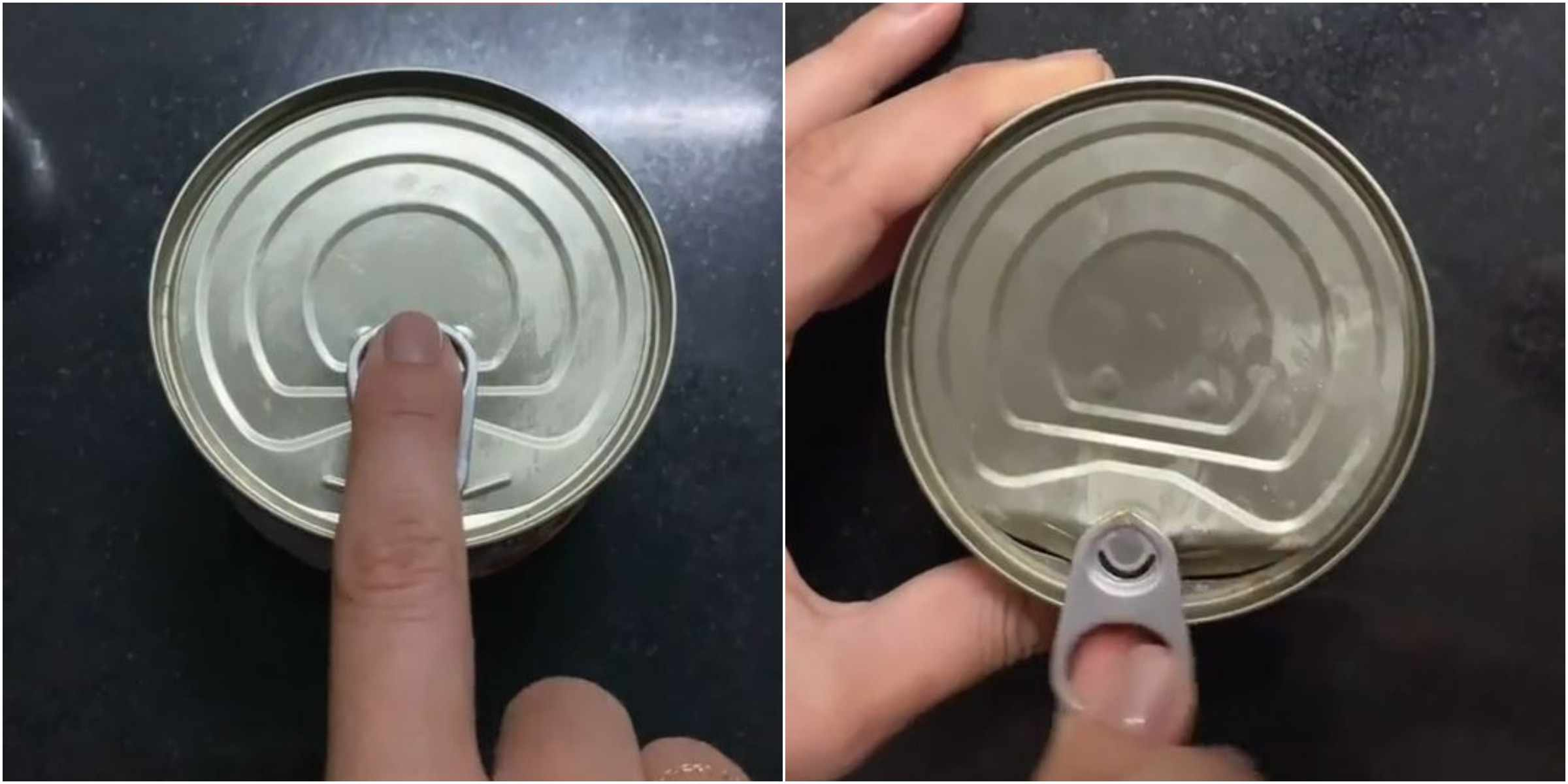 cans wrong woman reckons opening