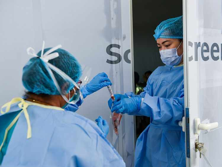 cases, coronavirus, reports, recoveries, uae,