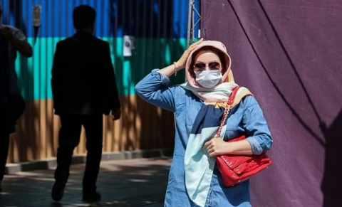 cases covid mark iran health