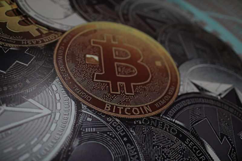 ceo, bitcoin, crypto, future, lark,