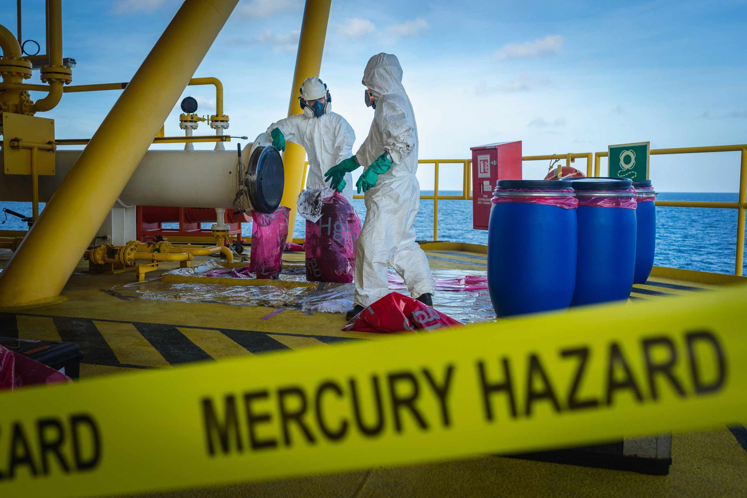 chemical oil management challenges gas