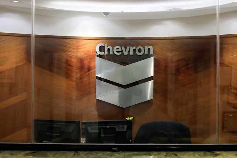 chevron, stock, breakout, tipranks,