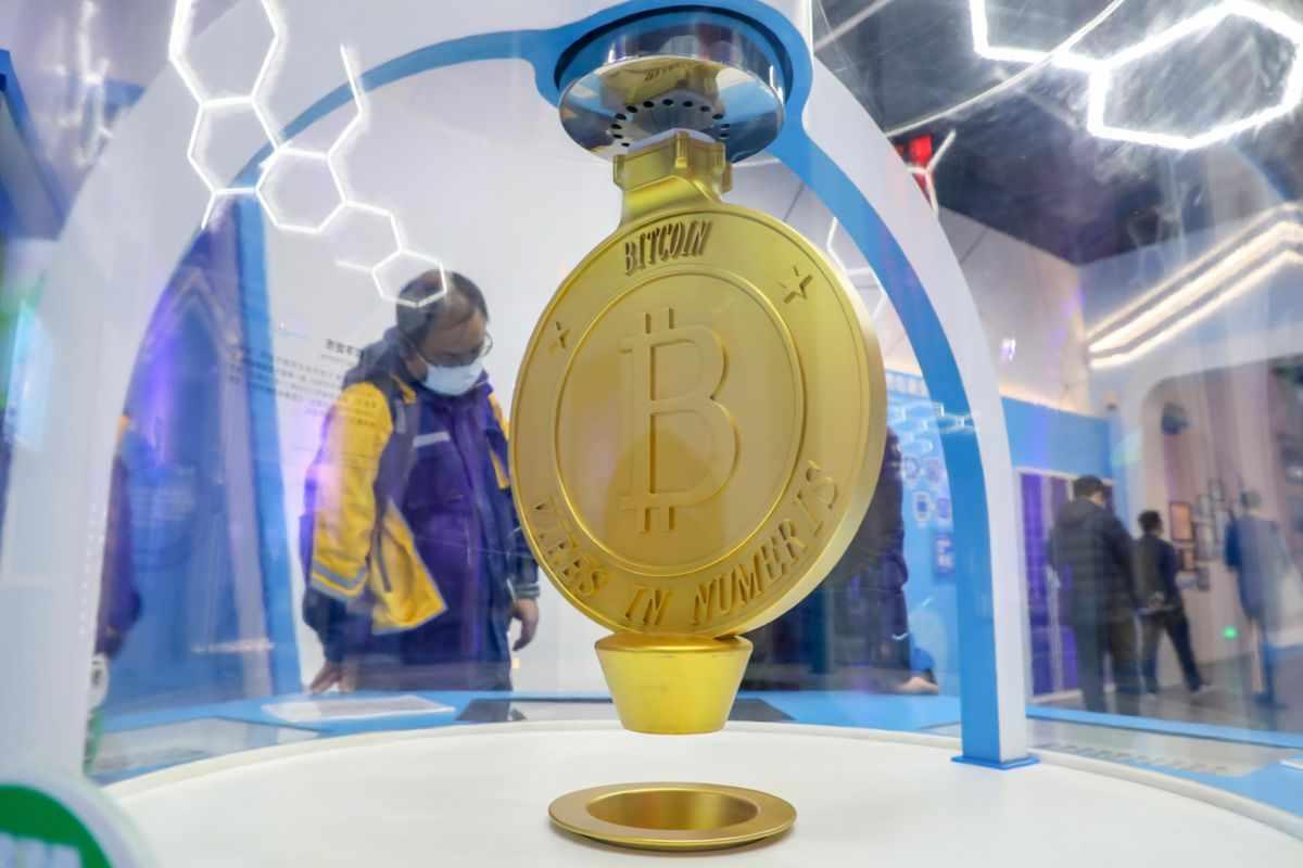 china bitcoin blowout blame happened