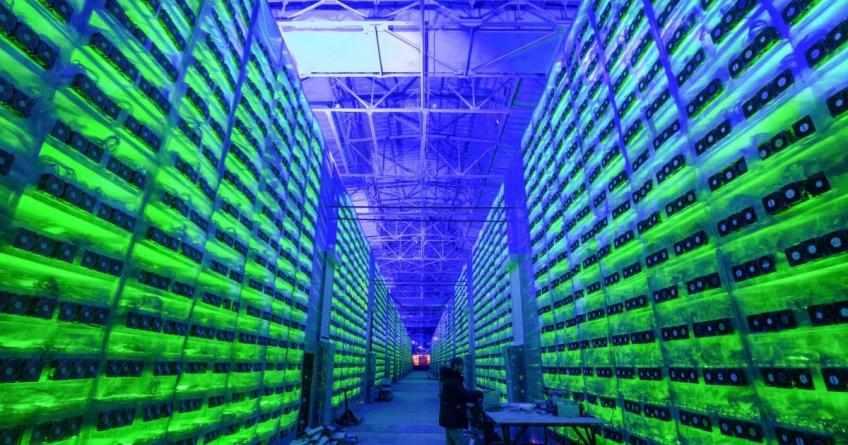 china crackdown crypto cap bitcoin