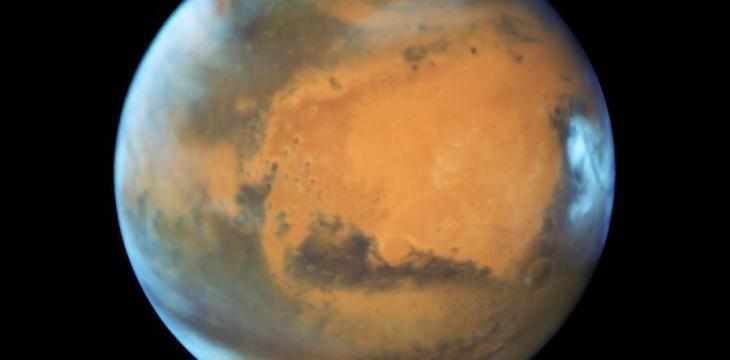 china planet video mars probe