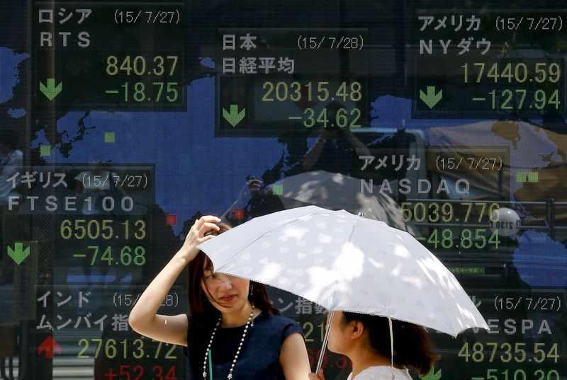 chinese stocks data asian inflation