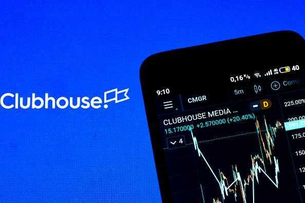 clubhouse media confused investors shares