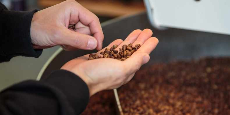 coffee brazil prices extreme cold