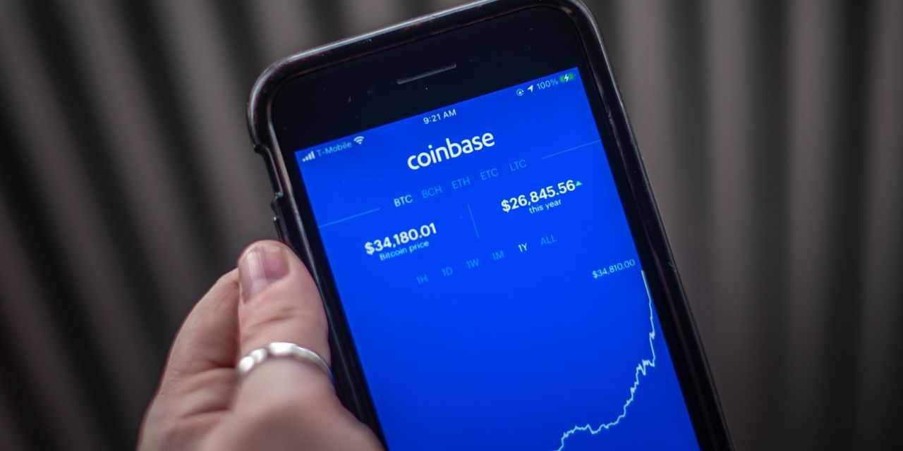coinbase revenue company bitcoin
