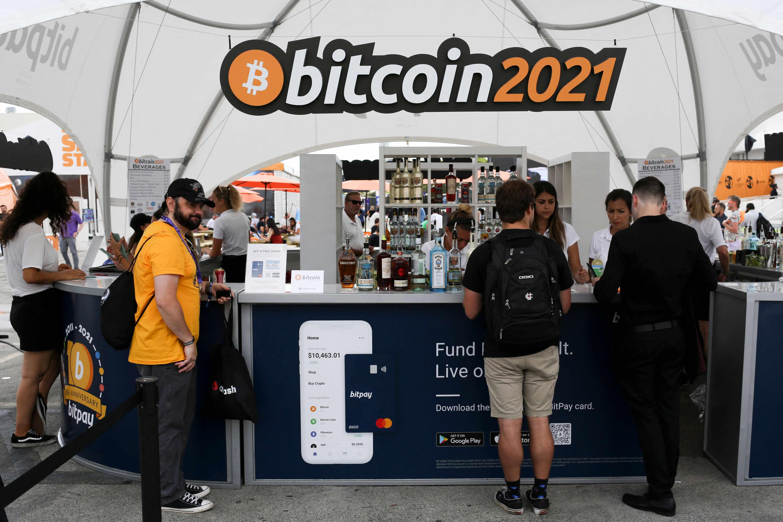 conference bitcoin attendees covid miami