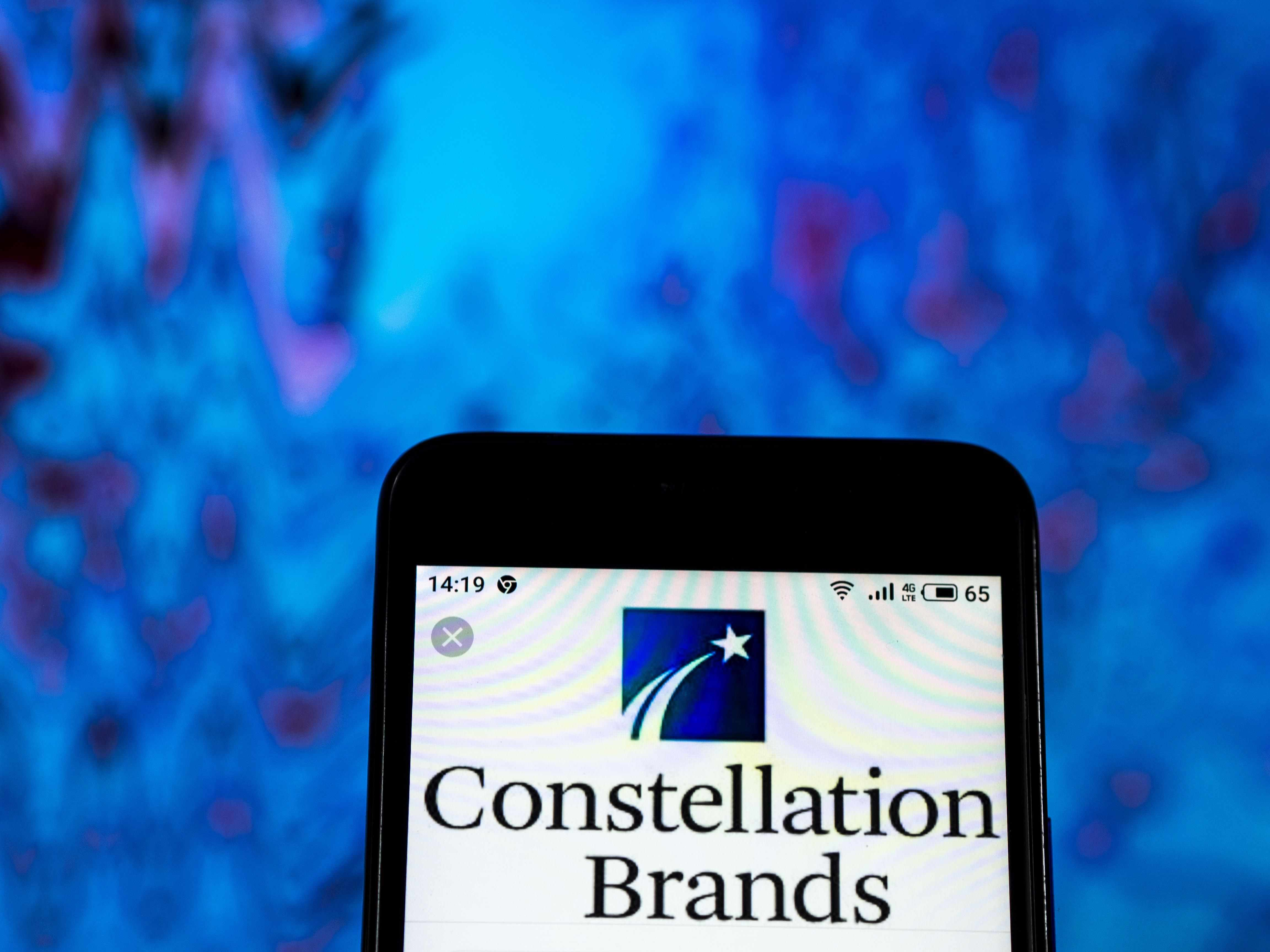 constellation brands covid level recovery