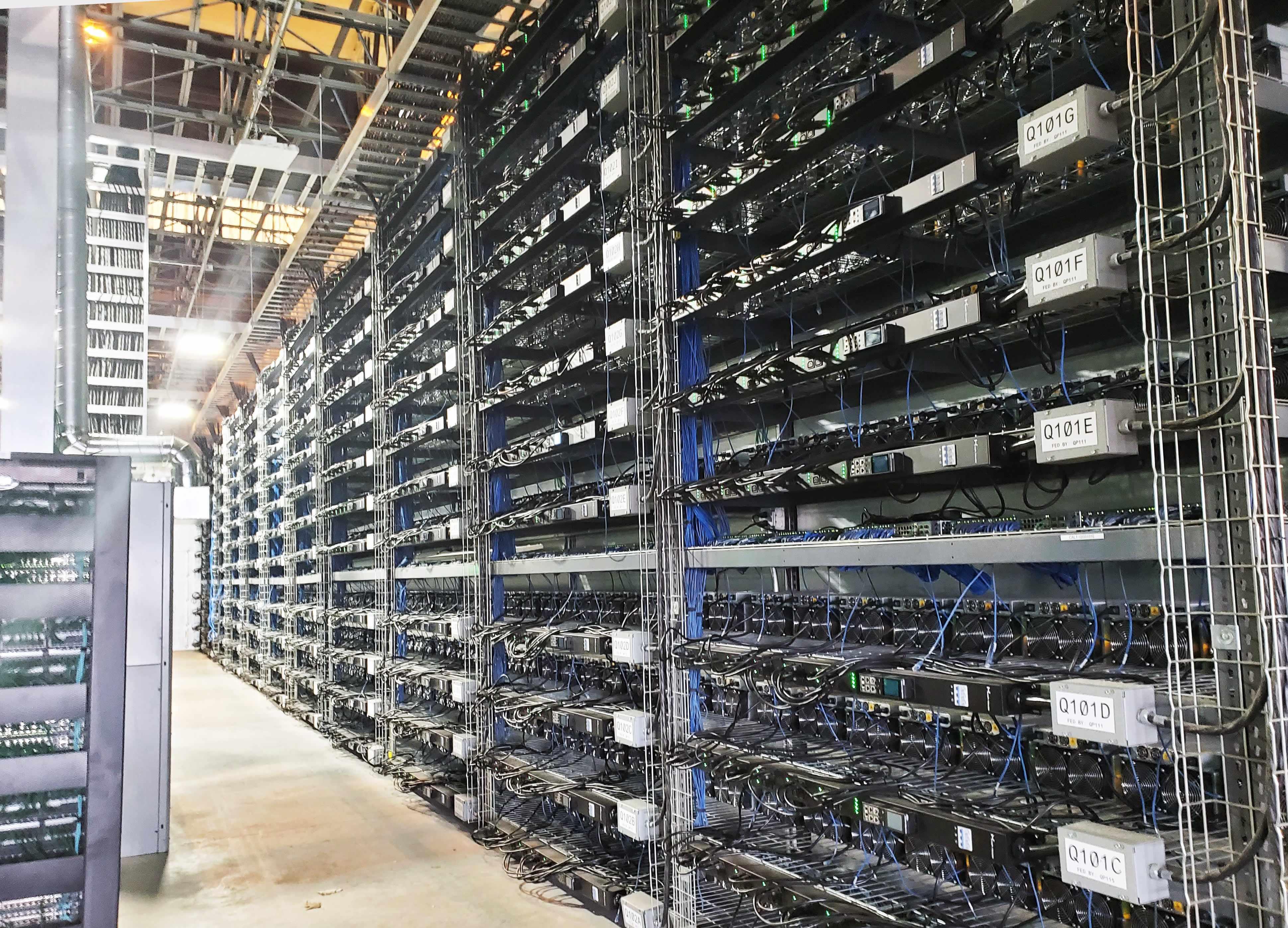 core bitcoin scientific mining company
