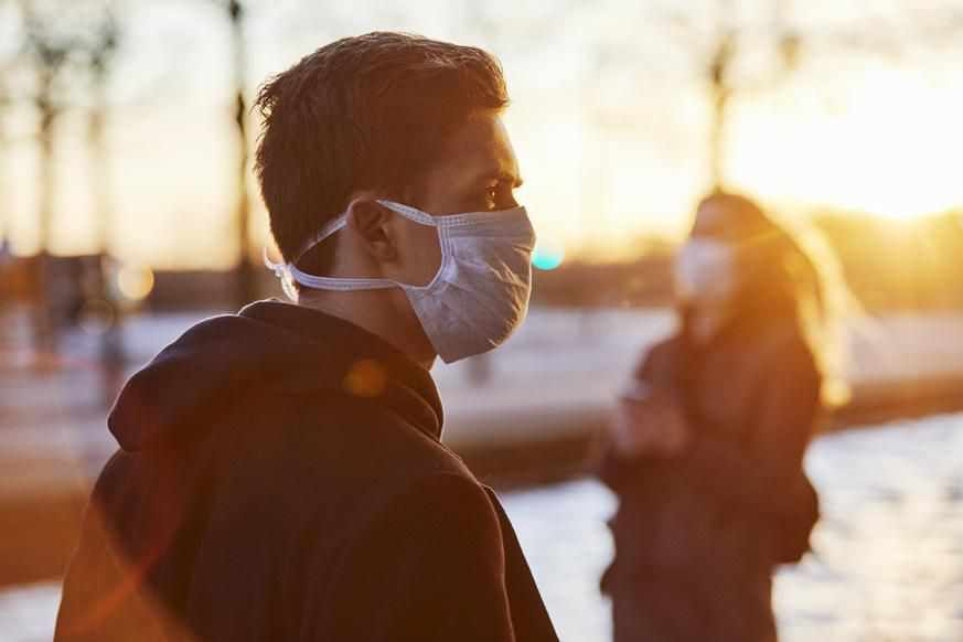 coronavirus tough americans march polling