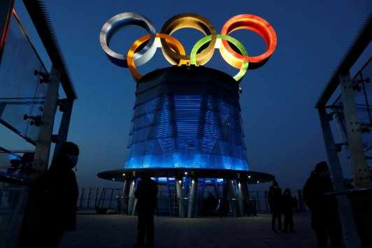 covid, beijing, olympic, booster, winter,