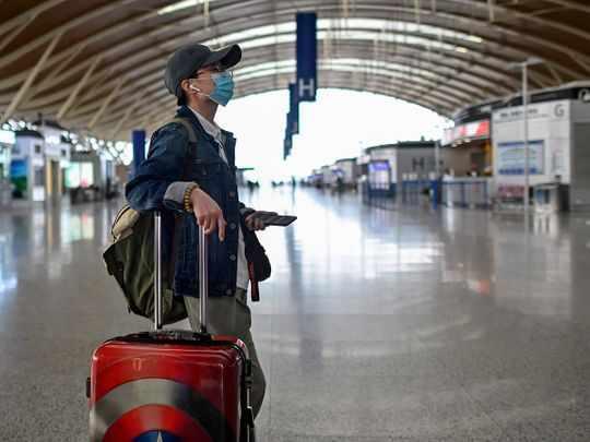 covid majority survey passengers hassle